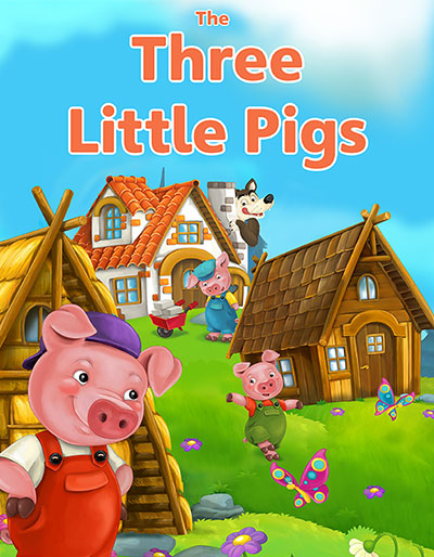 English | The Three Little Pigs | WorldStories